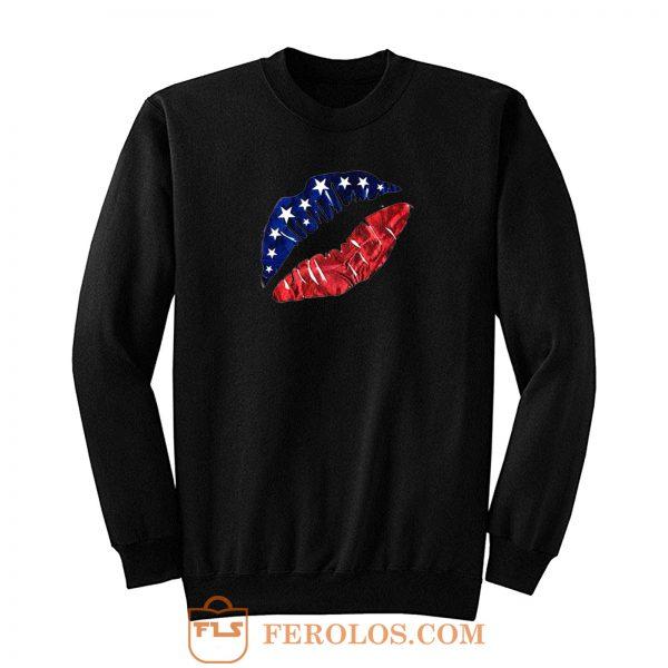 American Lips Sweatshirt