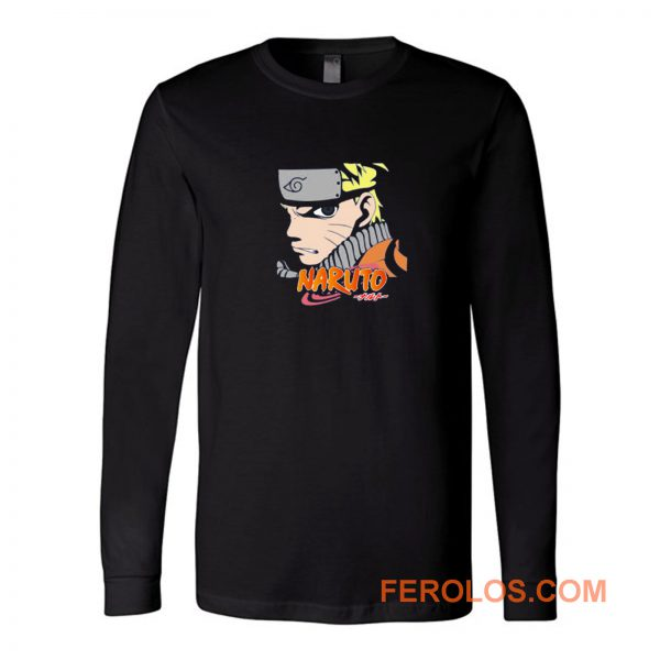 Angry Face Little Naruto Long Sleeve