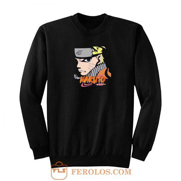 Angry Face Little Naruto Sweatshirt