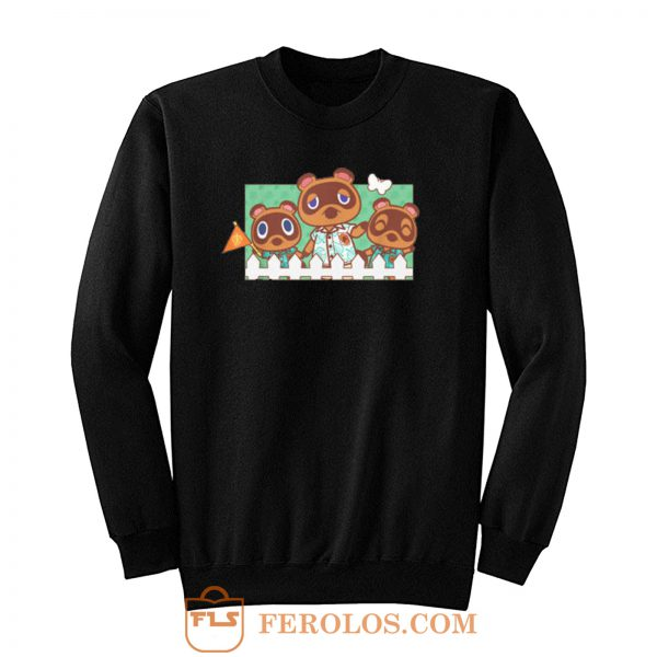 Animal Crossing Sweatshirt
