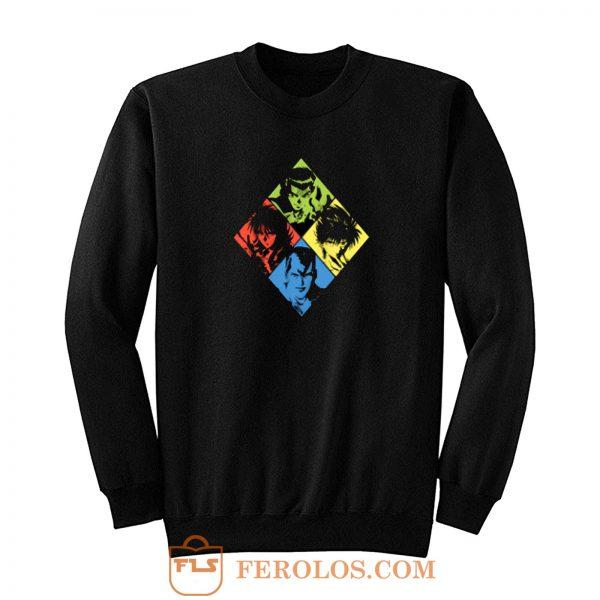 Anime Vintage Yuyu Hakusho Sweatshirt