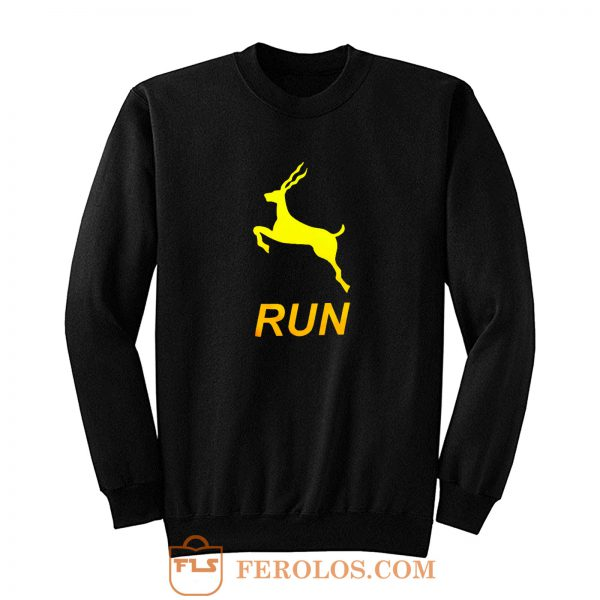 Antelope Phish Run Sweatshirt
