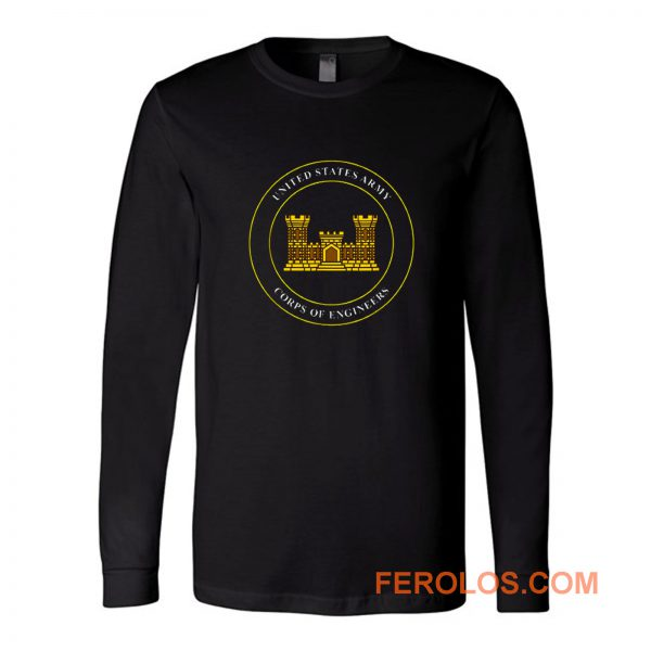 Army Corps Of Engineers Usace Long Sleeve