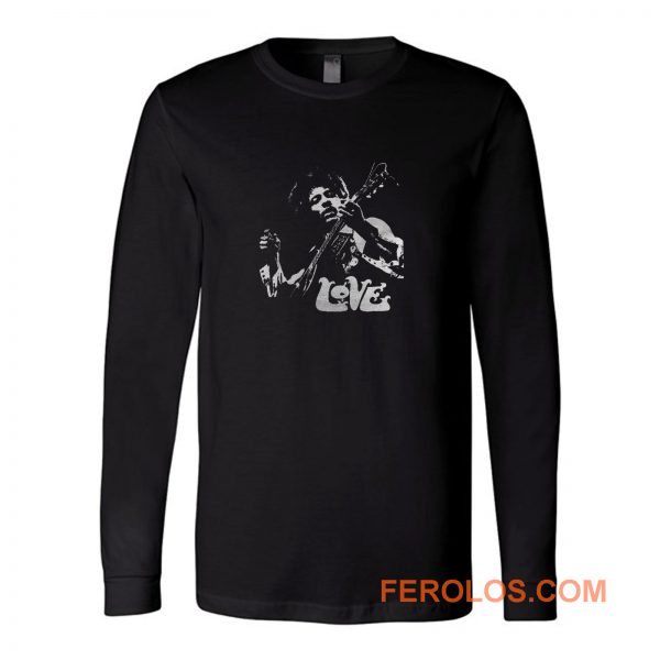 Arthur Lee Rock Band Long Sleeve