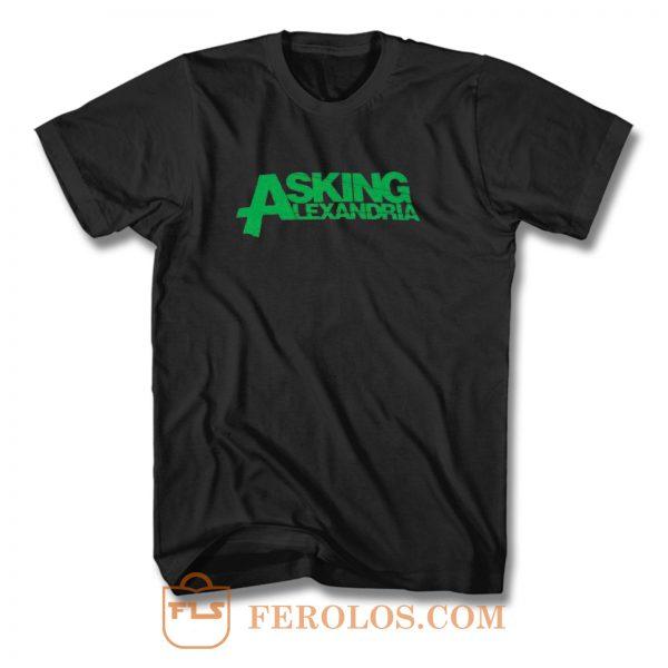 Asking Alexandria T Shirt