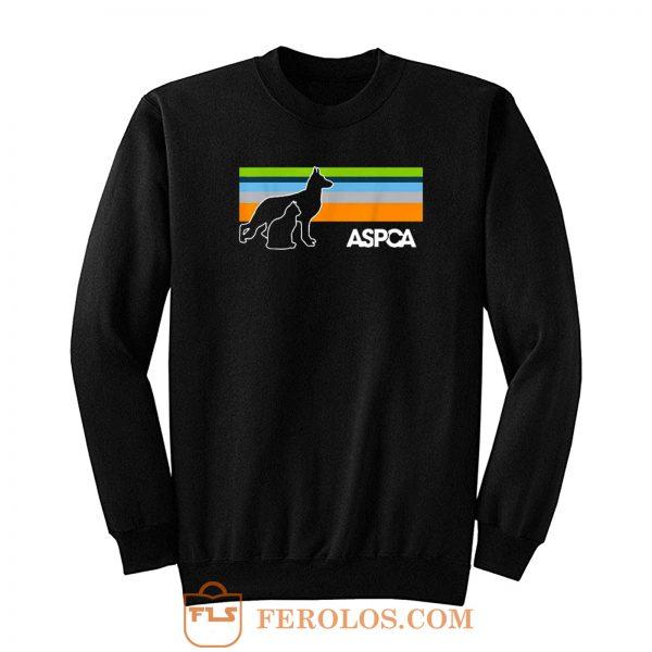 Aspca Retro Dark Sweatshirt