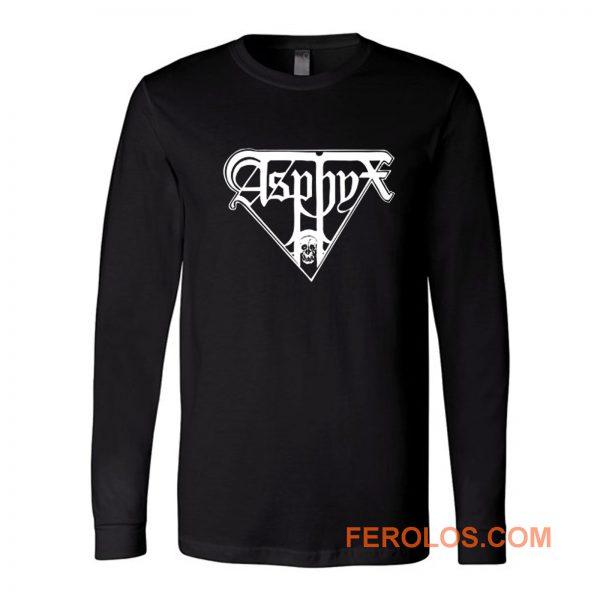 Aspyx Death Metal Band Long Sleeve