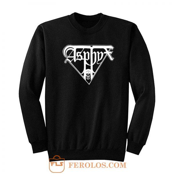 Aspyx Death Metal Band Sweatshirt