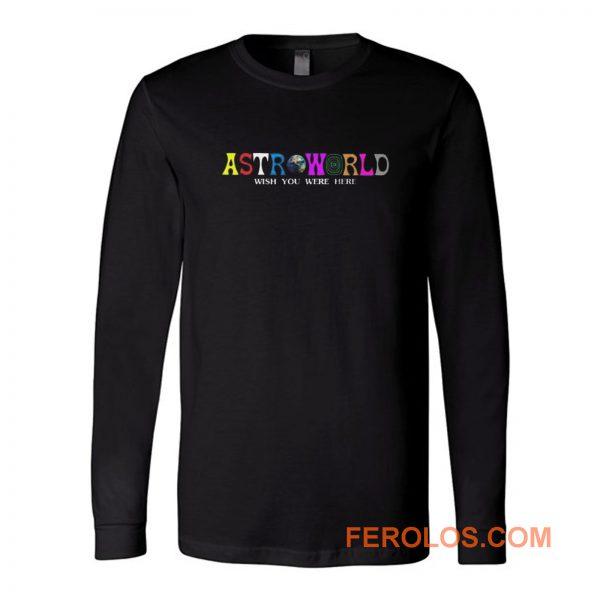 Astroworld Long Sleeve
