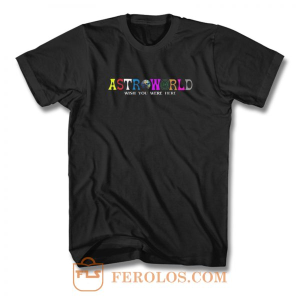 Astroworld T Shirt