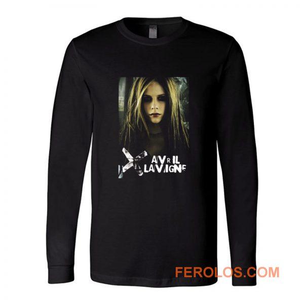 Avril Lavigne Pop Rock Music Long Sleeve