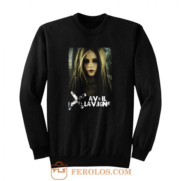 Avril Lavigne Pop Rock Music Sweatshirt