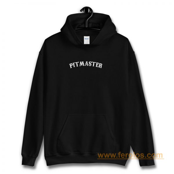 Bbq Pitmaster Chef Dad Fathers Day Hoodie