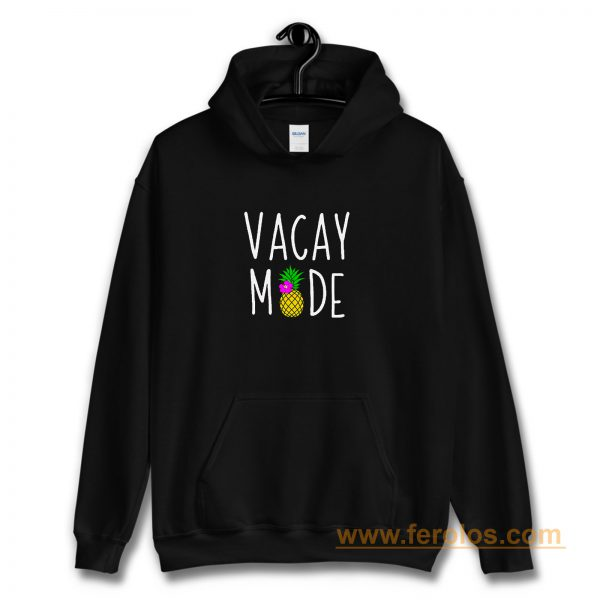 Beaches Vacay Mode Hoodie