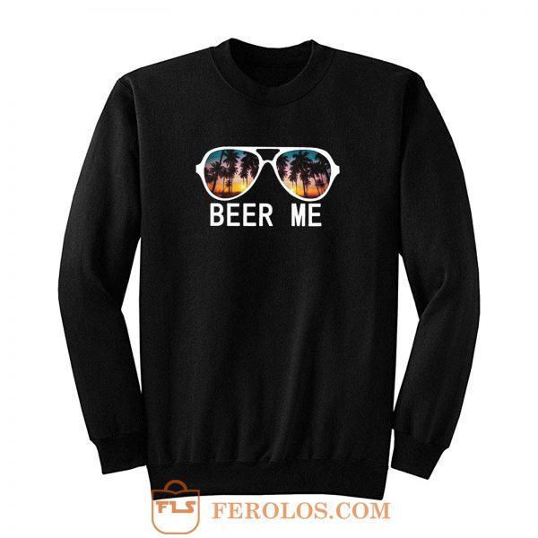 Beer Me Sunset Sweatshirt