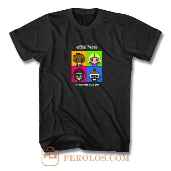Beginning Black Eyed Peas Craft T Shirt