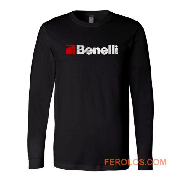 Benelli Pro Gun Riffle Pistols Long Sleeve
