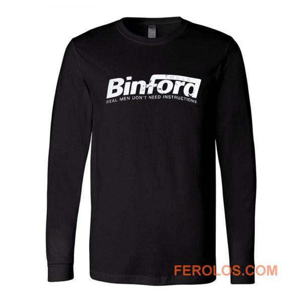 Binford Tools Long Sleeve