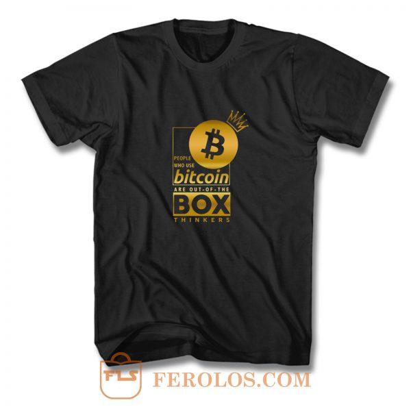 Bit Coin Billionaire T Shirt
