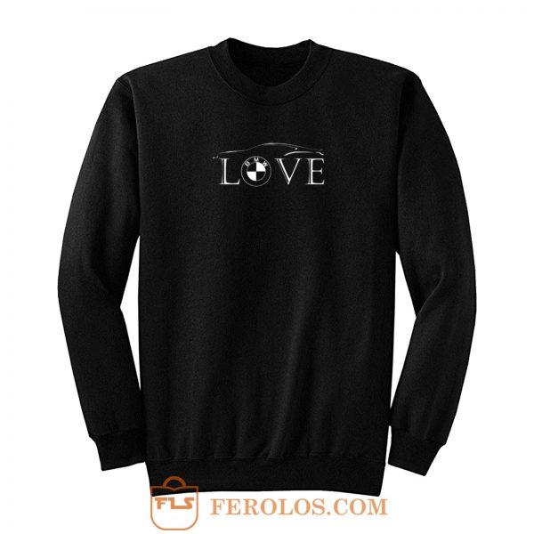 Bmw Love Mpower Sweatshirt