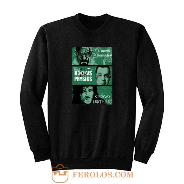Breaking Bad Game Of Thrones Sweatshirt