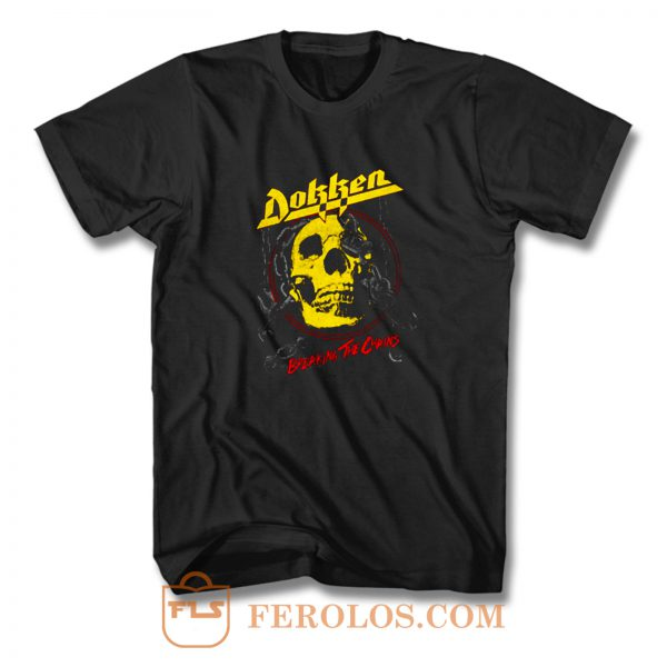 Breaking The Chainz Dokken T Shirt
