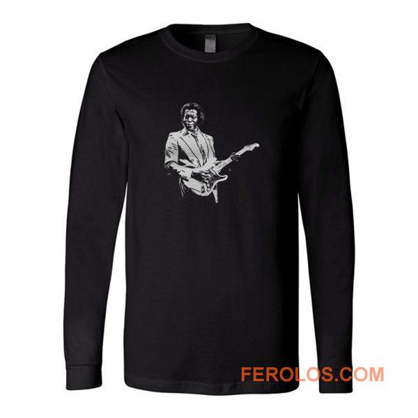 Buddy Guy Guitarist Rock Band Long Sleeve
