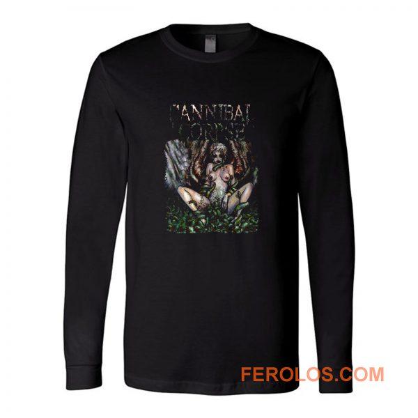 Cannibal Corpse Band Long Sleeve