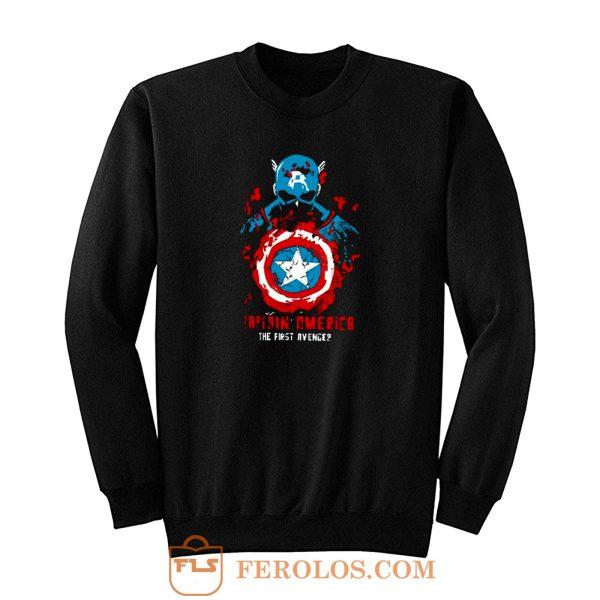 Captain Men Sweatshirt