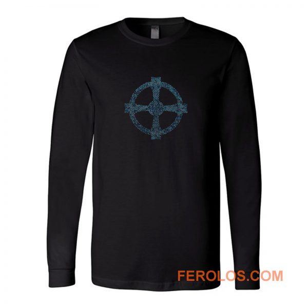 Celtic Cross Long Sleeve