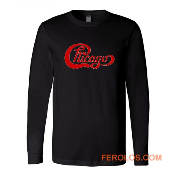 Chicago Rock Band Long Sleeve