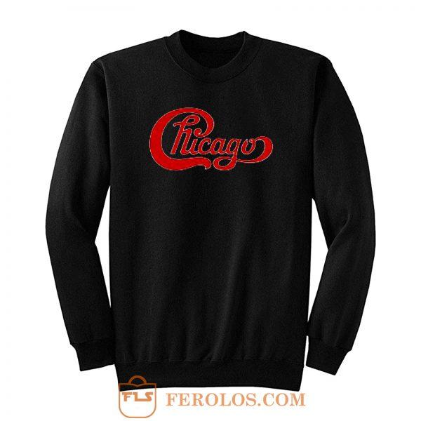 Chicago Rock Band Sweatshirt