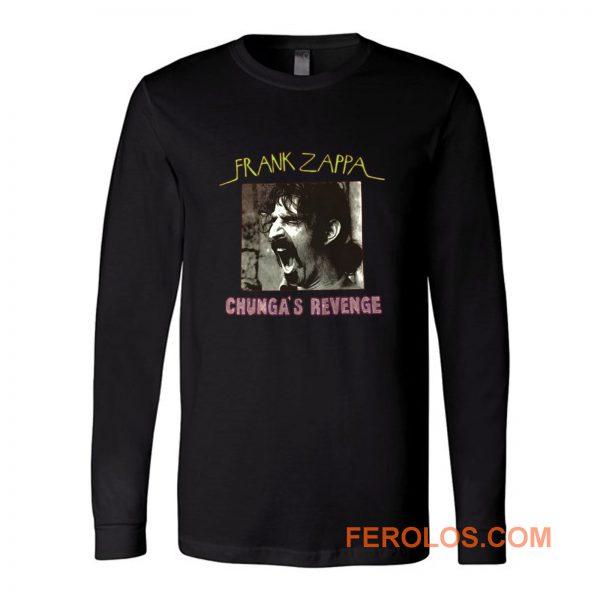 Chungas Revenge Frank Zappa Long Sleeve