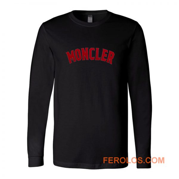 Classic Moncler Long Sleeve
