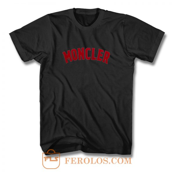 Classic Moncler T Shirt