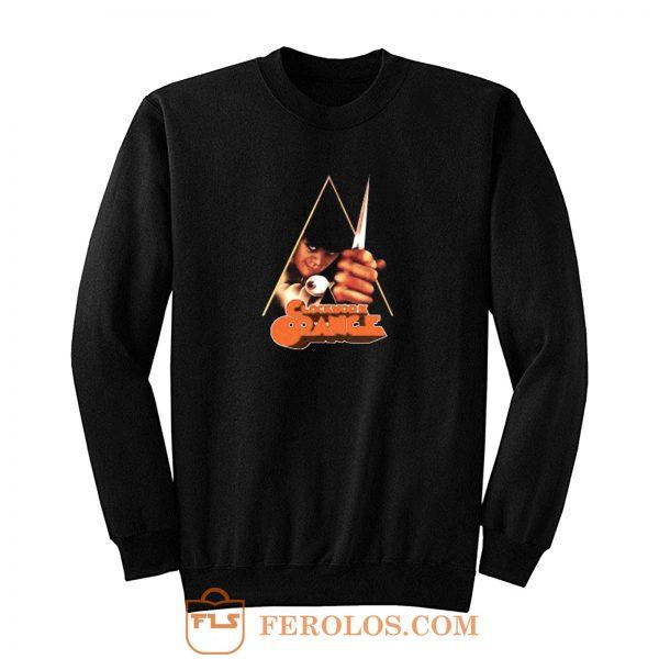 Clockwork Orange Horror Retro Sweatshirt