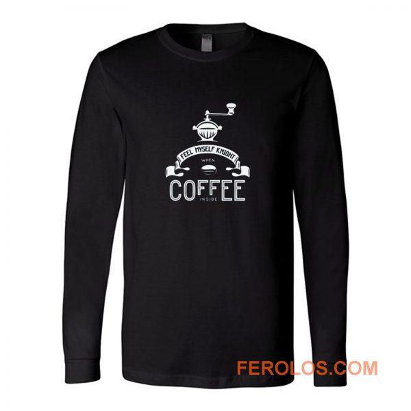 Coffee Knight Long Sleeve