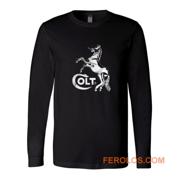 Colt Pistols Gun Long Sleeve
