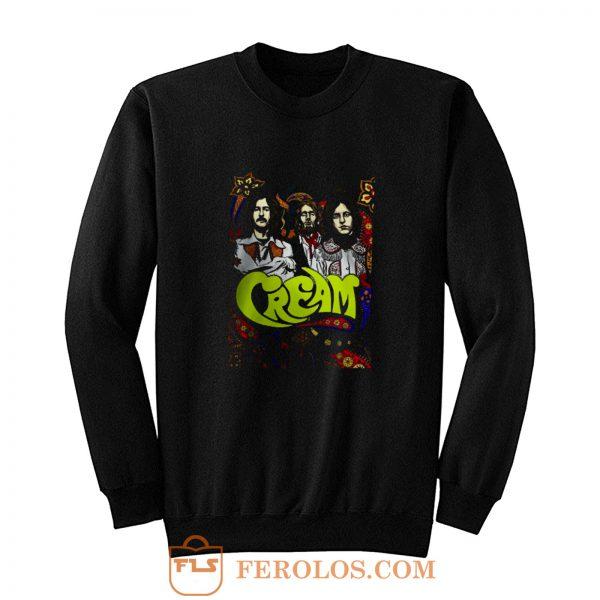 Cream Band Eric Clapton Vintage Sweatshirt
