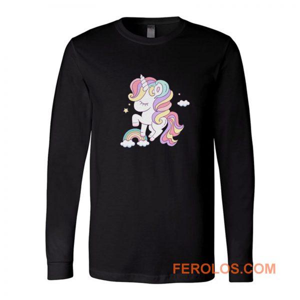 Cute Unicorn Long Sleeve