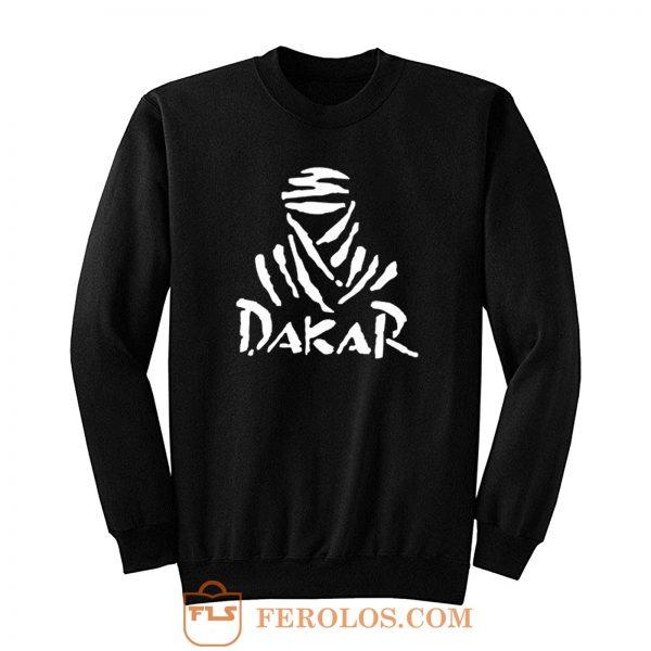 Dakar Rally Championship Logo Sport Sweatshirt