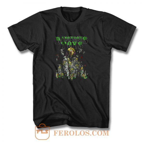Dangerous Toys Tour T Shirt