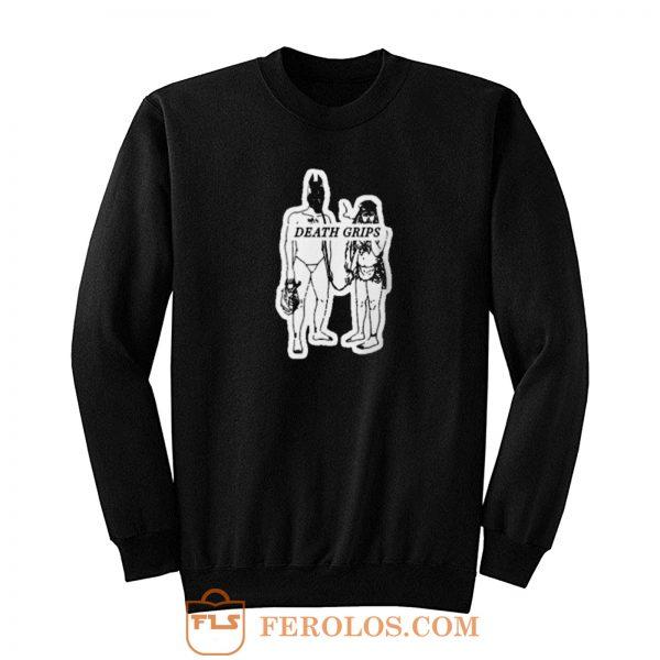 Death Grips Bdsm Sweatshirt