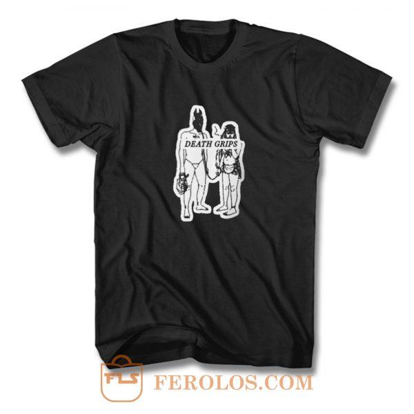 Death Grips Bdsm T Shirt