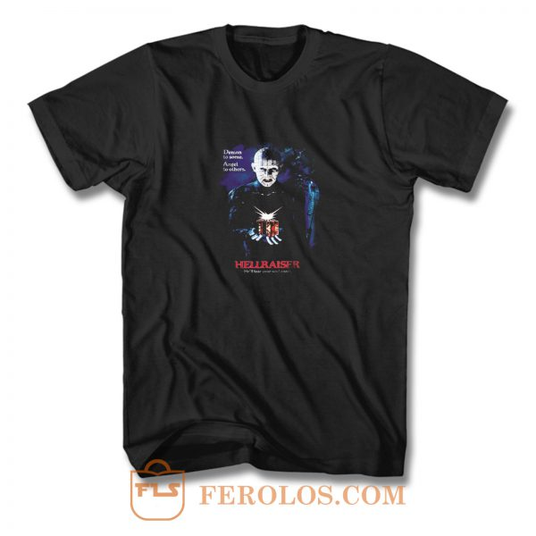 Demon Some Hellraiser Movie T Shirt