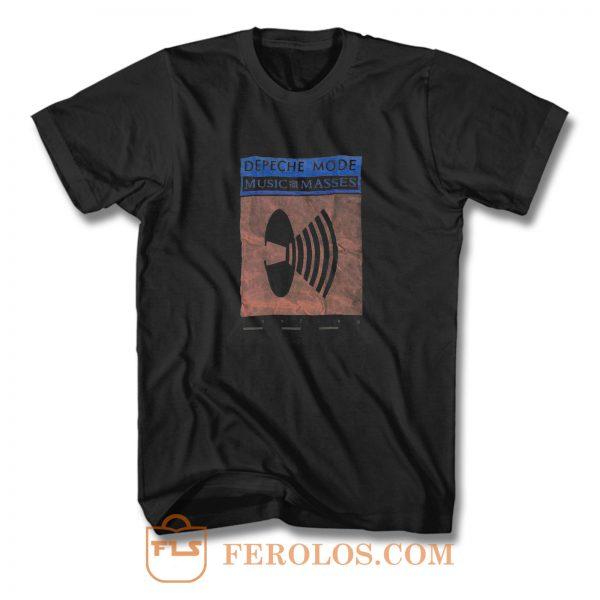 Depeche Mode Vintage T Shirt