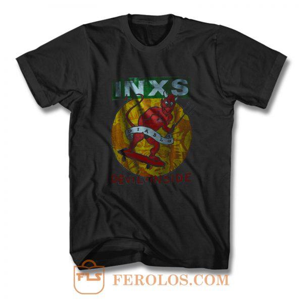 Devil Inside Inxs T Shirt