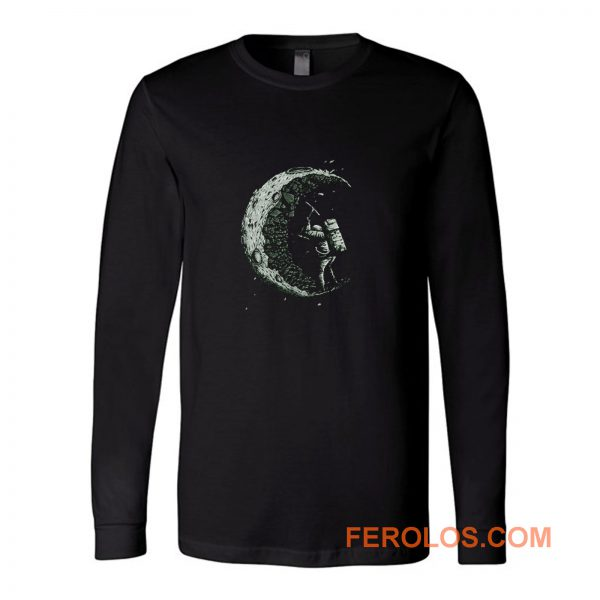 Digging The Moon Long Sleeve