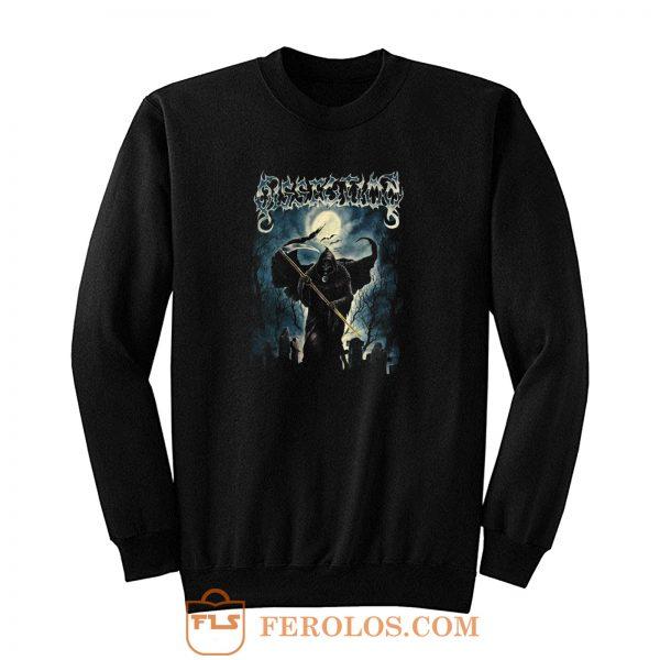 Dissection Metal Band Sweatshirt