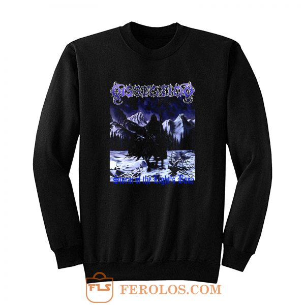 Dissection Storm Of The Lights Sweatshirt
